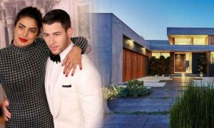 Priyanka Chopra and Nick Jonas mansion