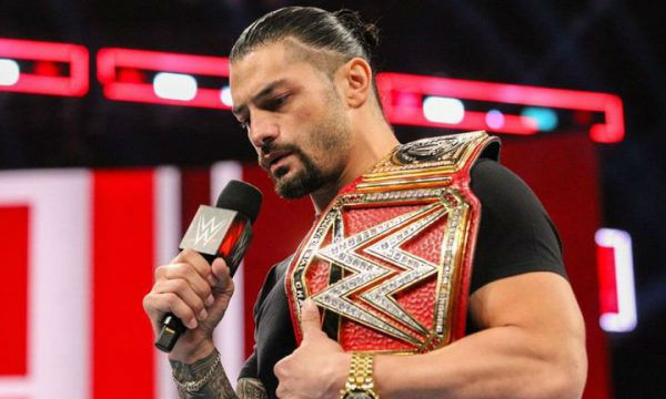 Roman Reigns is suffering from cancer