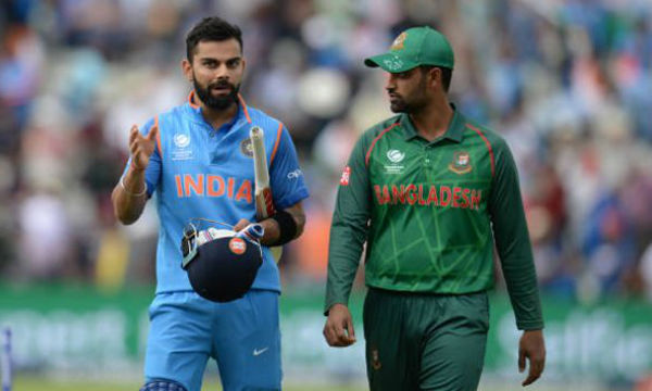 Tamim Iqbal on Virat Kohli