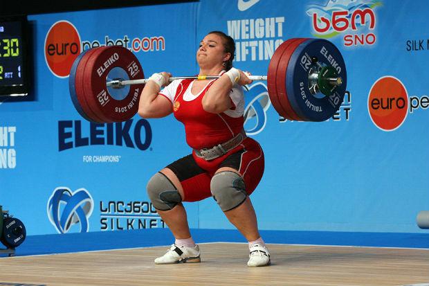 World Record of Tatiana Kashirina