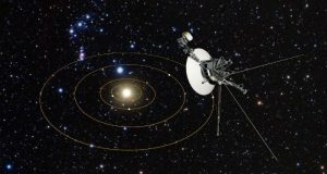 Voyager 2 Space Probe by NASA
