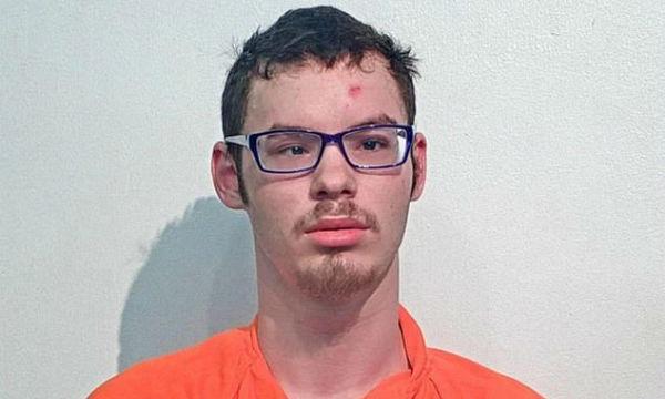 Alexander Nathan Barter arrested