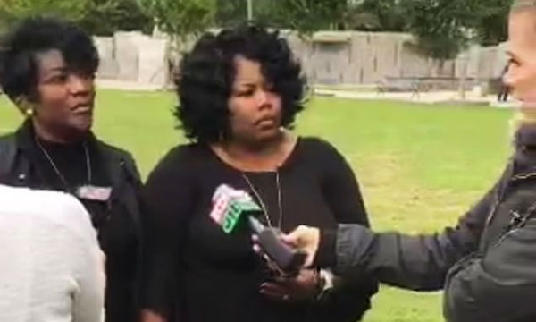 White woman fired after racial abuse to two black ladies