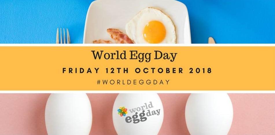 World Egg Day 2018