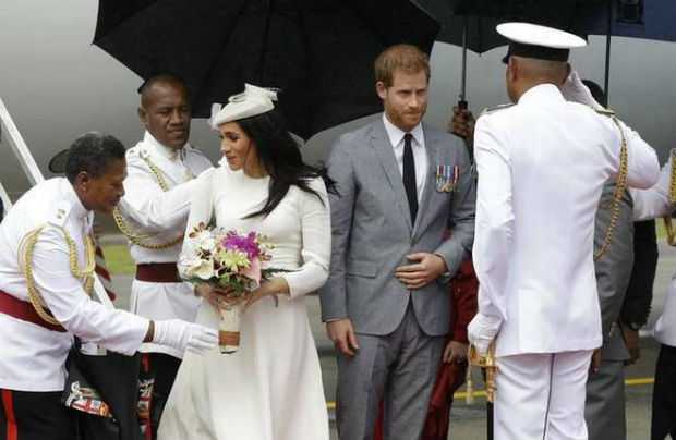 Meghan Markle and Prince Harry Red Carpet