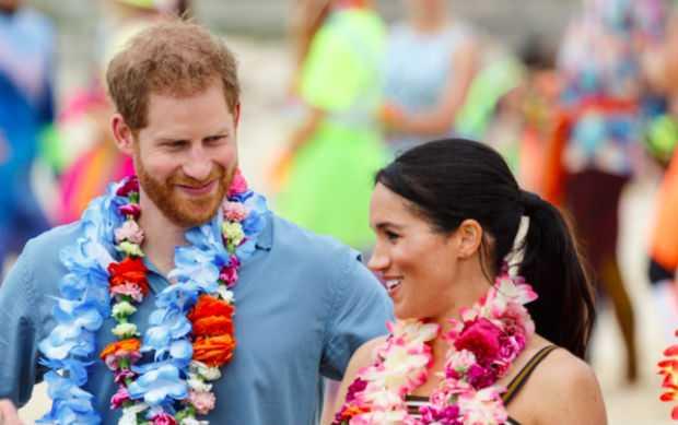 Fiji welcomes Meghan Markle and Prince Harry