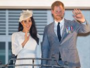 Meghan Markle and Prince Harry at Fiji