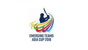 Emerging Teams Asia Cup 2018
