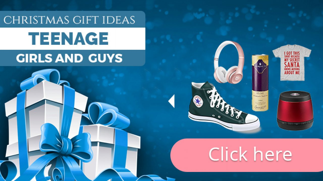 Popular Christmas Gifts For Teenage Girl 2018.Christmas Gift Ideas For Teenagers Best Gifts For Teenage
