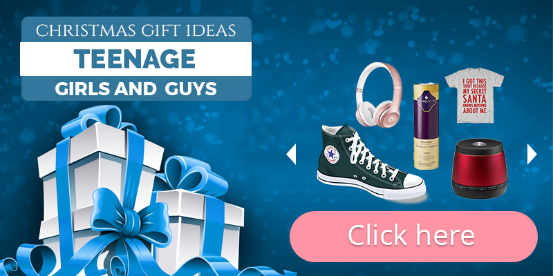 Christmas Gift Ideas for Teenagers | Best Gifts for Teenage Girls and Teenage Guys