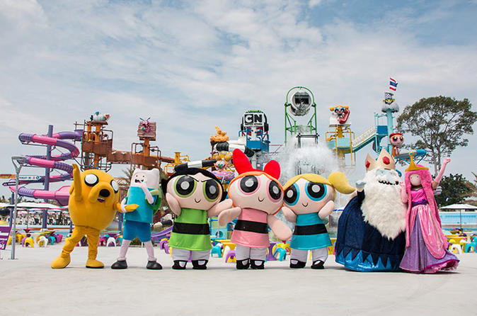 Cartoon Network To Open First Themed Resort Style Hotel In Summer 2019