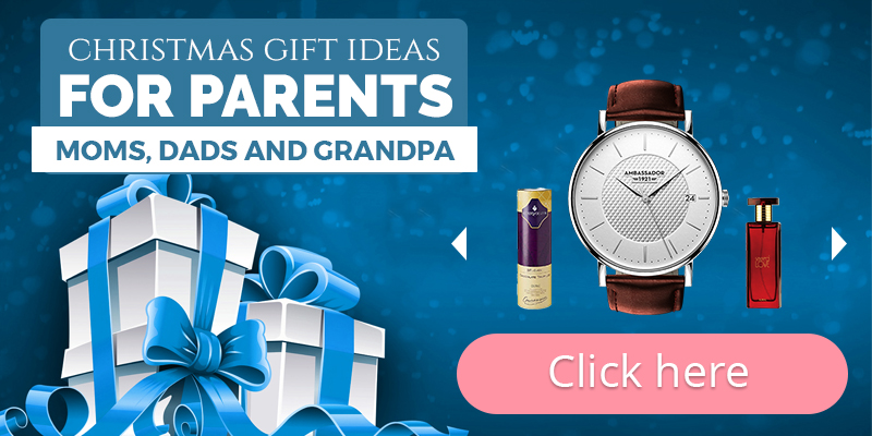 Best Gift Ideas For Mom And Dad: Christmas Gift Ideas For Parents