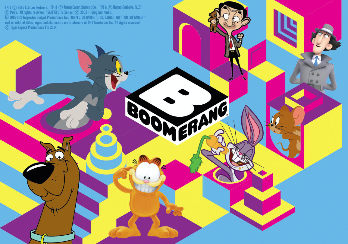 boomerang streaming service bought license from 9 story to premiere