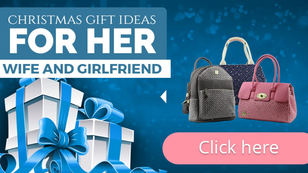 Christmas Gift Ideas Wife.Christmas Gift Ideas For Her Best Gifts For Your Wife Or