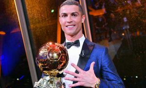 Matuidi believes Cristiano Ronaldo deserves the Ballon d'Or