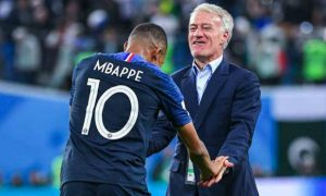 Didier Deschamps thinks Kylian Mbappe can do great things