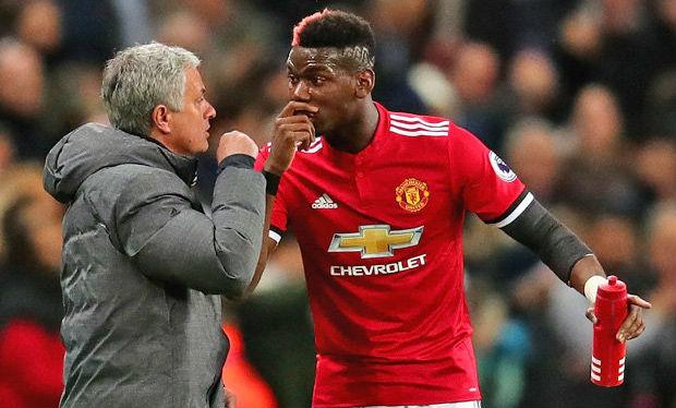 Jose Mourinho at Manchester United