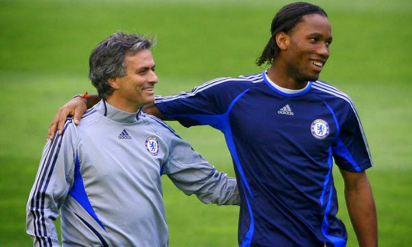 Didier Drogba thinks Jose Mourinho would have won three trophies