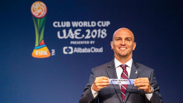 FIFA Club World Cup 2018 Draw