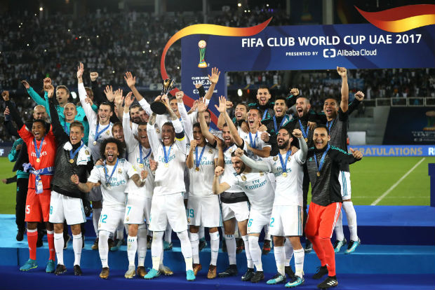 FIFA Club World Cup Champions