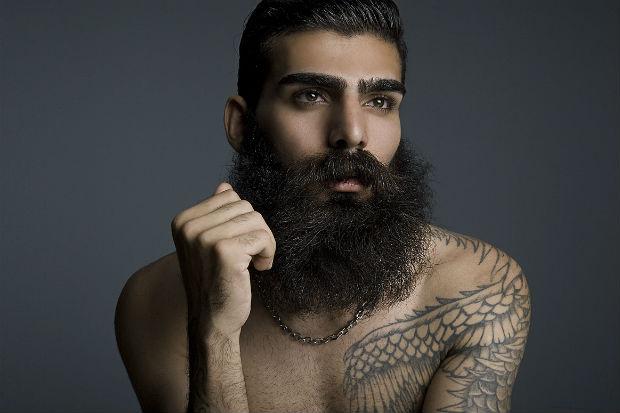 Full Beard Beard Style
