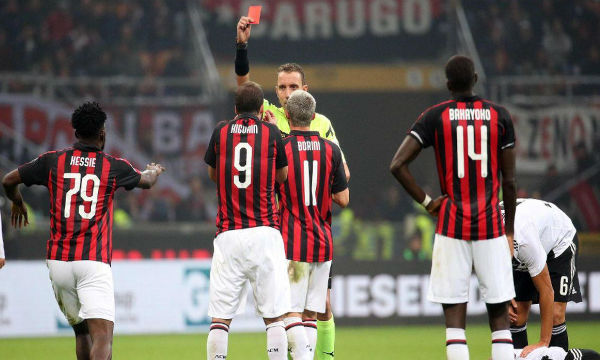 Gonzalo Higuain apologizes to AC Milan
