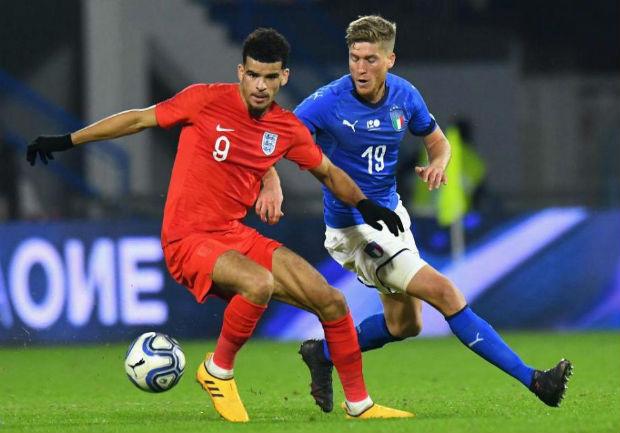 Dominic Solanke England U-21