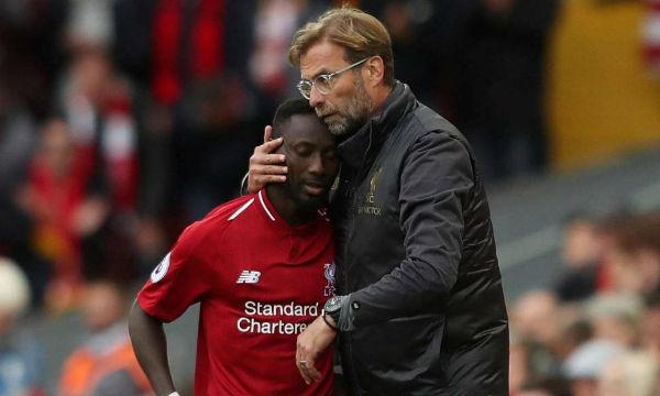 Jurgen Klopp believes Naby Keita will be a 'massive player'