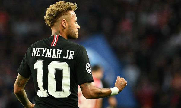 Louis van Gaal on Neymar