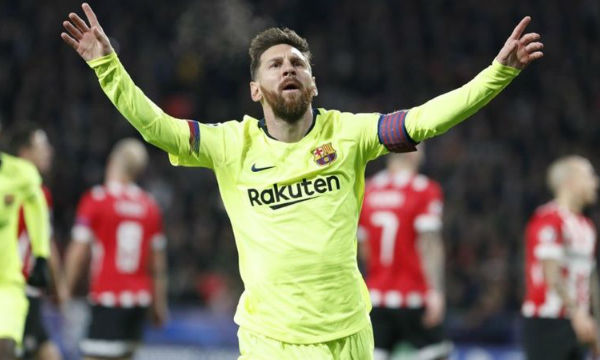 Lionel Messi admits his free-kick was an accident