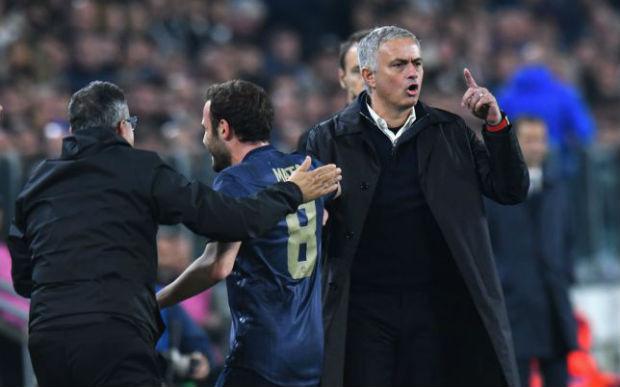 Jose Mourinho on Juventus Supporters