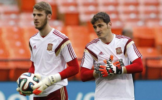 Jose Mourinho backs David de Gea