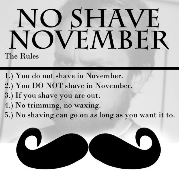 Best No Shave November Images 1