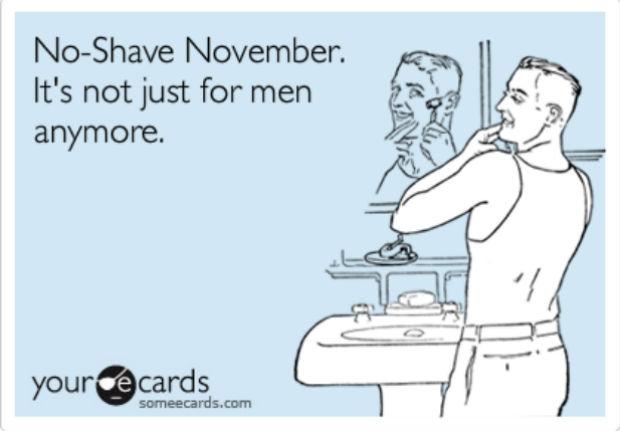 No Shave November Quotes 5