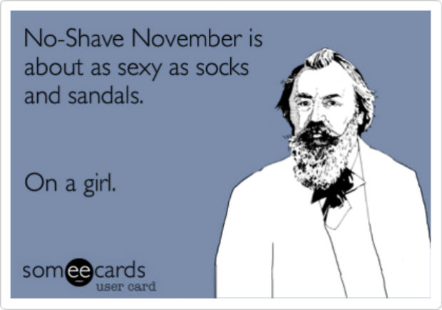 No Shave November Quotes 3