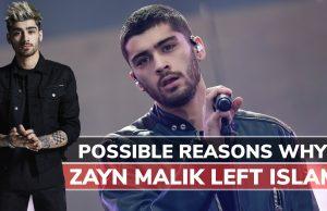 Why Zayn Malik Left Islam
