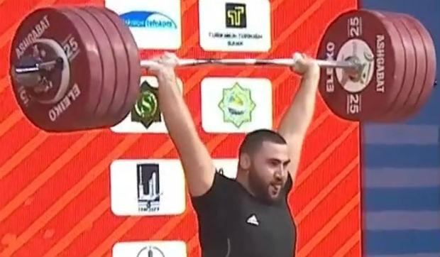 Simon Martirosyan IWF 2018