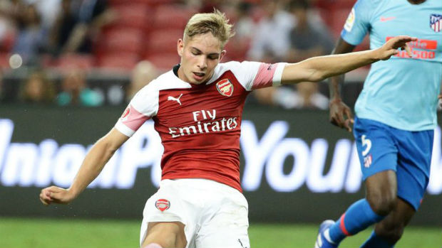 Emile Smith Rowe Arsenal