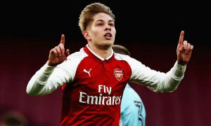 Unai Emery believes Emile Smith Rowe is a great example