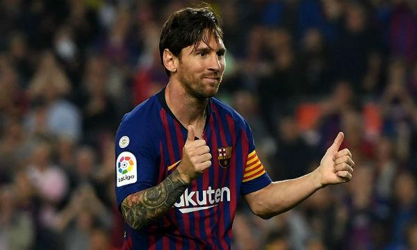 Valverde on Lionel Messi