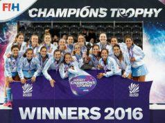 2018 Women's Hockey Champions Trophy statistics