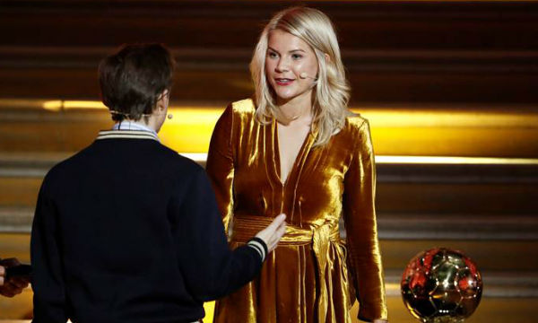 Ada Hegerberg incident is 'a little bit sad'