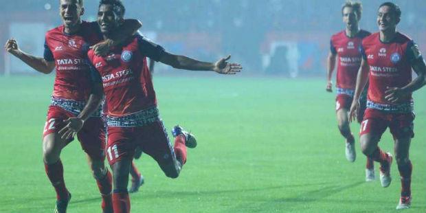Jamshedpur FC 2-1 Delhi Dynamos
