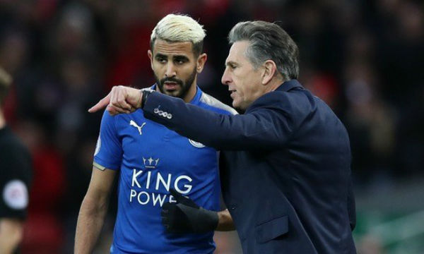 Claude Puel thinks Riyad Mahrez's move to Manchester City was 'difficult'