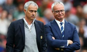 Claudio Ranieri hails Jose Mourinho
