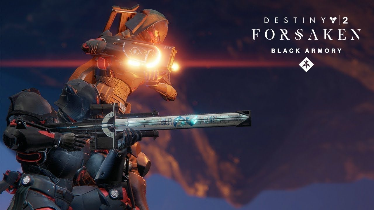 Destiny 2 The Black Armory A Bad Start To New Expansion