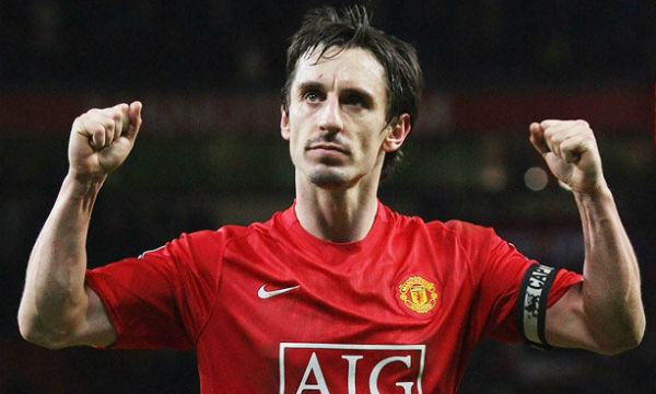 Gary Neville thinks Manchester United have lost their strength