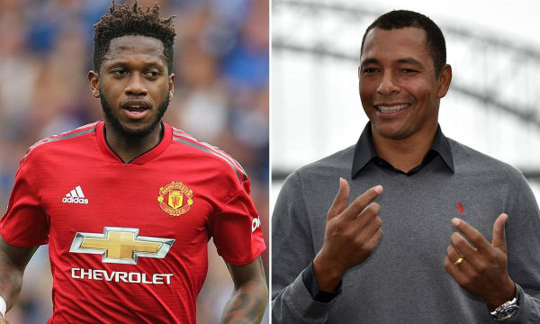 Gilberto Silva confirms Fred will not leave Manchester United