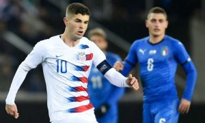 Gregg Berhalter had a 'very productive' meeting with Christian Pulisic