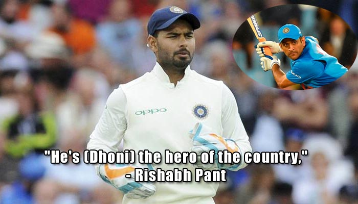 India vs Australia, rishabh pant record, ms dhoni